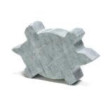 Pre-cut soapstone of a turtle